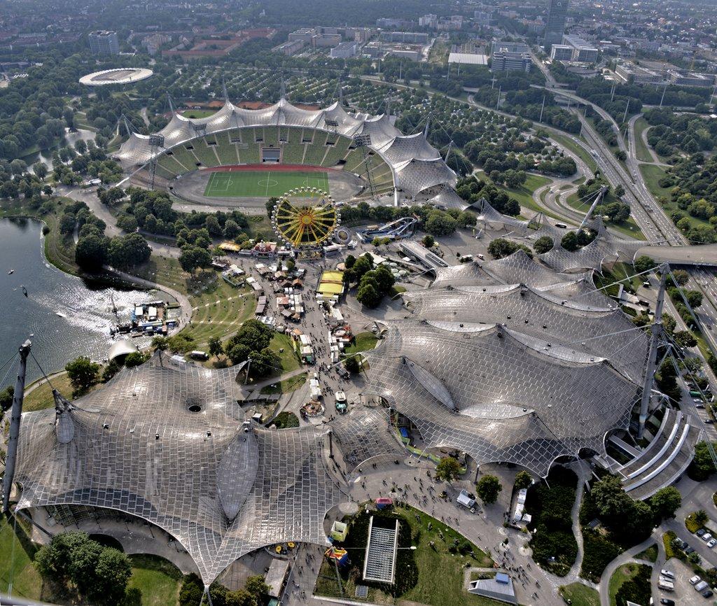 Spielplatz München | Fotografiere noch kurz die Welt