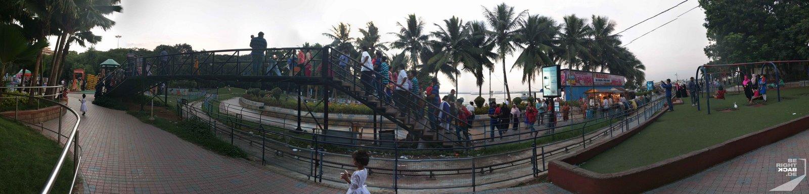 Hyderabad Lumbini Park
