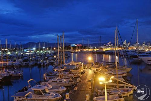 Antibes Jachthafen