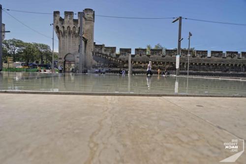 Avignon Brunnen