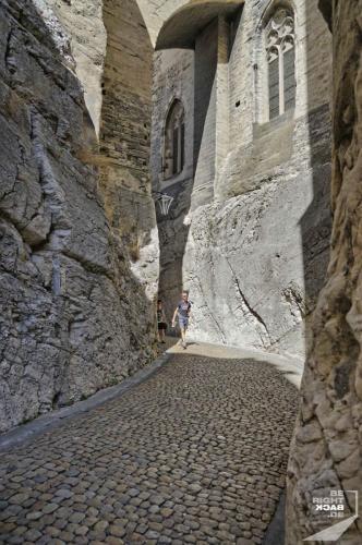 Avignon Papstpalast Klause