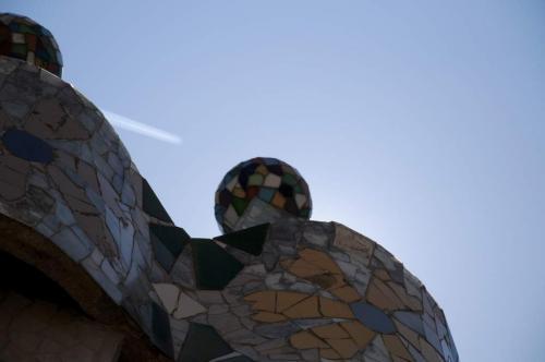 Gaudi Überflieger