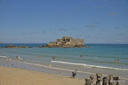 Bretagne Saint Malo Fort National