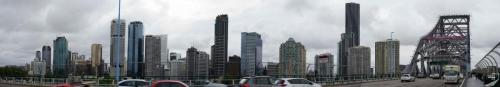 Brisbane Southbank Bridge