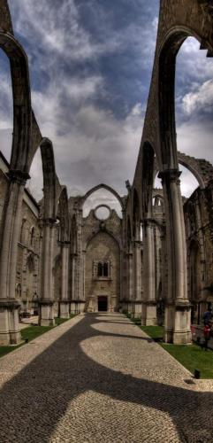 Lissabon Carmo