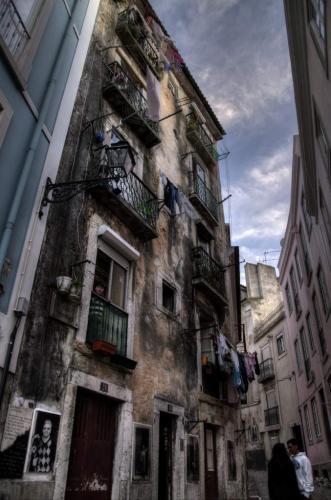 Lissabonner Dreckige Wäsche