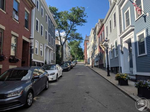 Boston - Kolonialgebäude