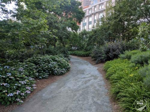 Boston - Walk Through The Park