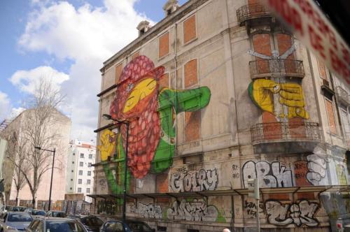 Lissabon Street Art