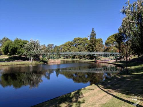 Adelaide Fluss