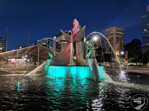 Adelaide Brunnen