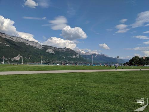 Annecy - Seepromenade