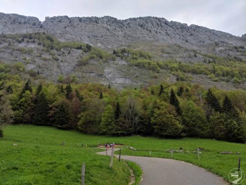 Annecy - Maxi Race Strecke