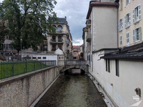 Annecy - Innenstadtbrücken