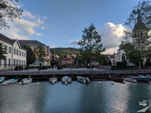 Annecy - Rathausplatz