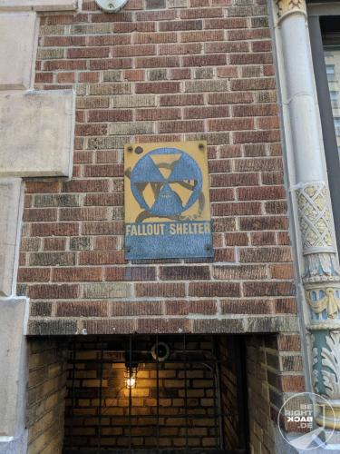 New York - Fallout Shelter