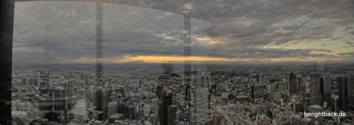 Eureka Skydeck Outview