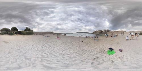 Antibes Strand