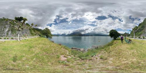 Radweg Lac D'Annecy