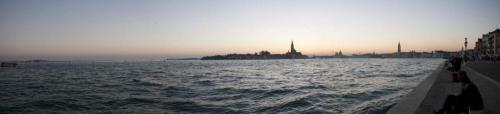 Sundown Over Venice