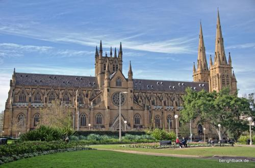 Sydney St Maries Cathedral