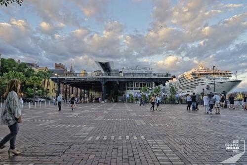 Sydney Overseas Terminal