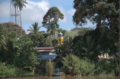 Siedlung Kinabantangan