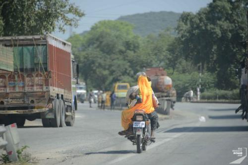Udaipur Straßenverkehr