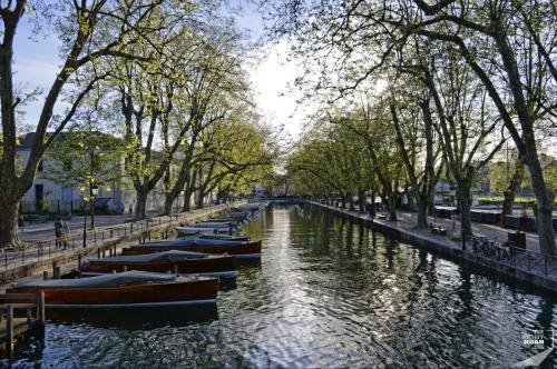 Annecy Romantische Bucht