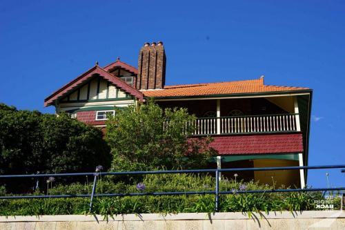 Sydney Kolonialhaus