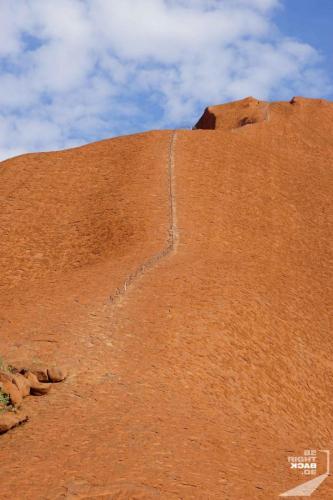 Uluru Scar