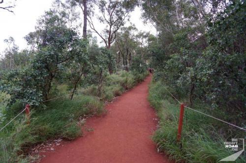 Uluru Weg