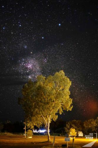 Outback Sterne