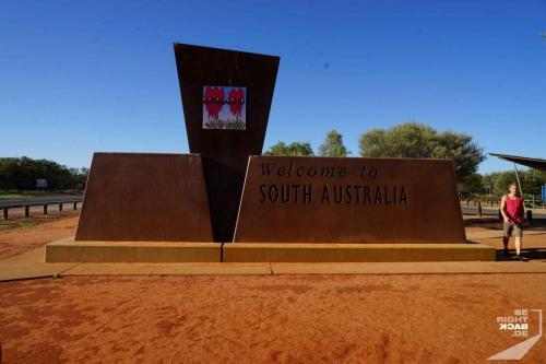 Outback Border