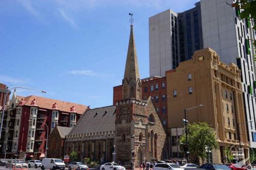 Adelaide Kirche