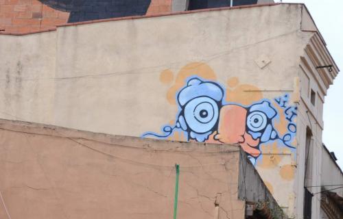 Beobachter in Barcelona