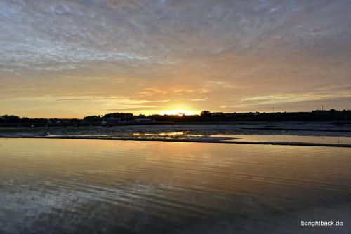 Bretagne Paimpol Sundown