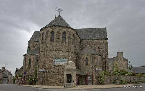 Zwischenstopp Kirche
