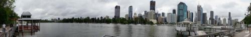 Brisbane Am Ufer
