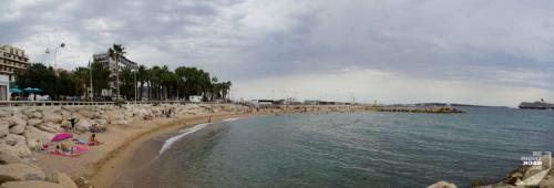 Cannes Badebucht