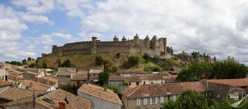 Carcasonne Burg