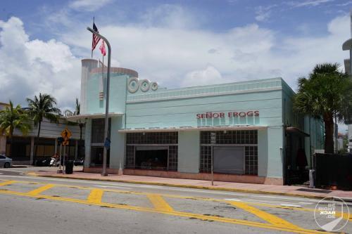 Miami Art Deco Road
