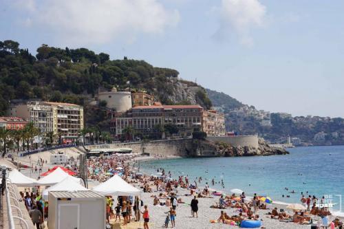 Nizza Strand
