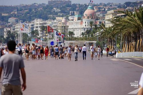 Promenade des Anglaise Nizza