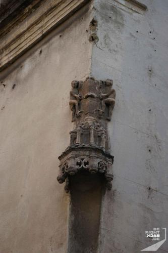 Arles Fassade