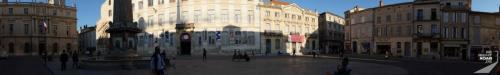 Arles Stadtplatz