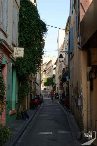 Arles Nebenstraße