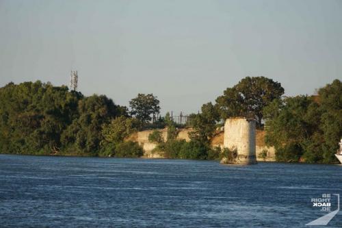 Arles Fluss