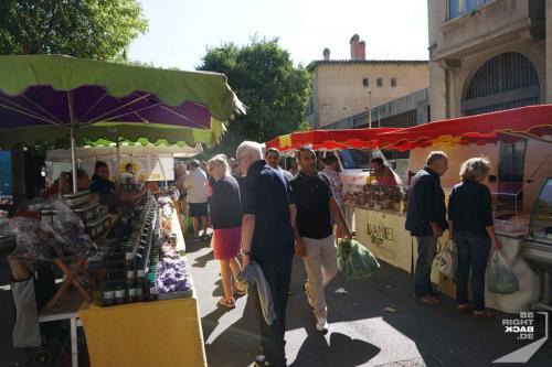 Arles Markt