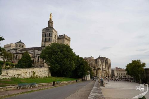 Avignon Palast